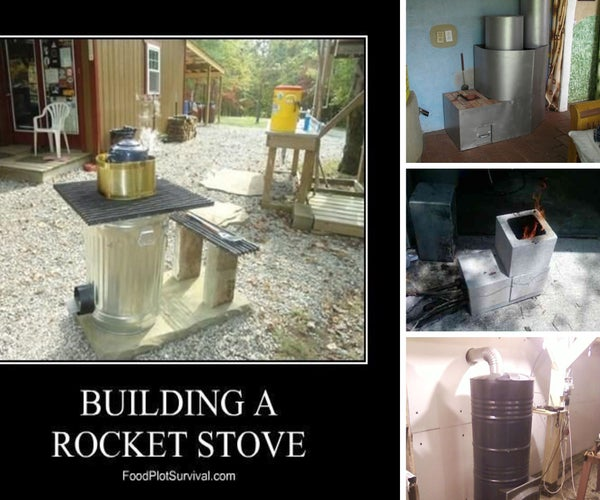 Stoves, Heaters, Energy Harnessers