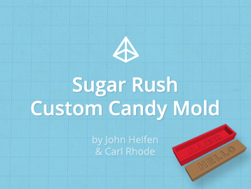 Create a Custom Candy Mold
