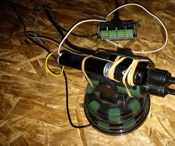 Self Targeting Laser Turret