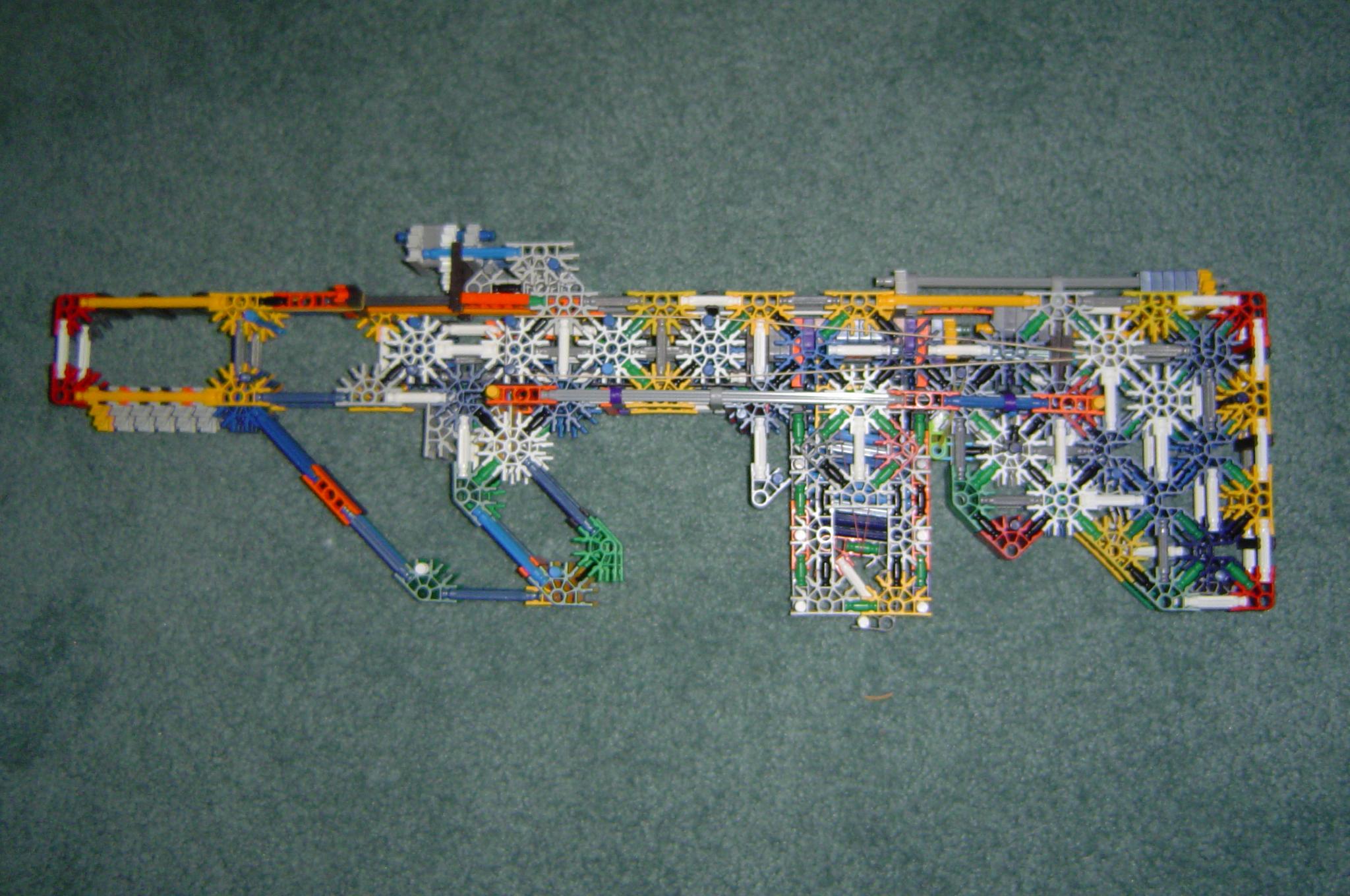 Knex Tavor TAR-21
