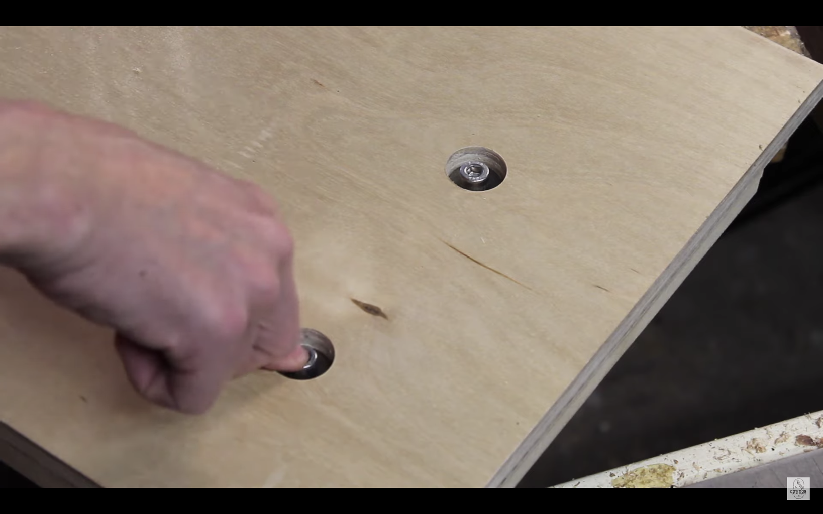 Bench Hook and Mounting the Fence