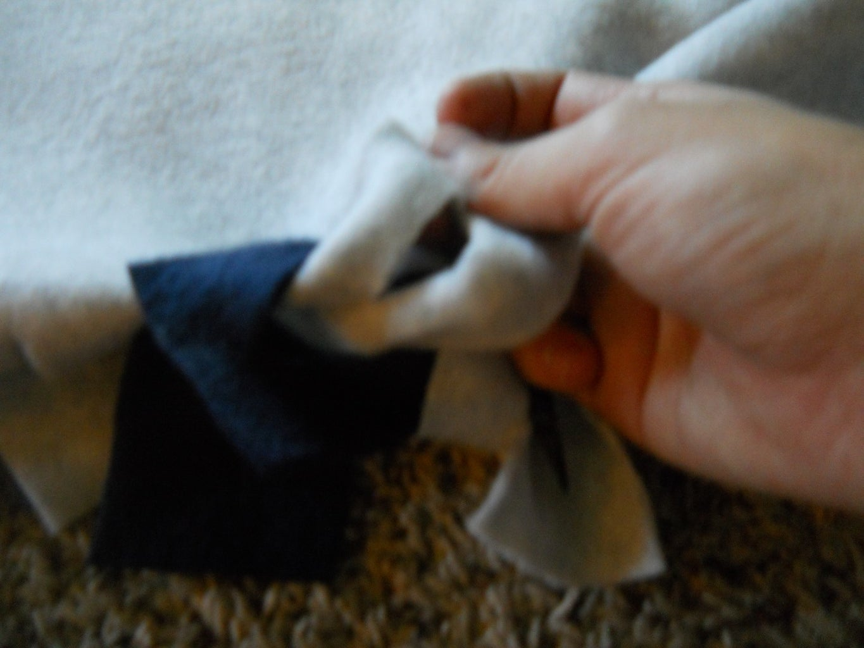 Braiding the Blanket