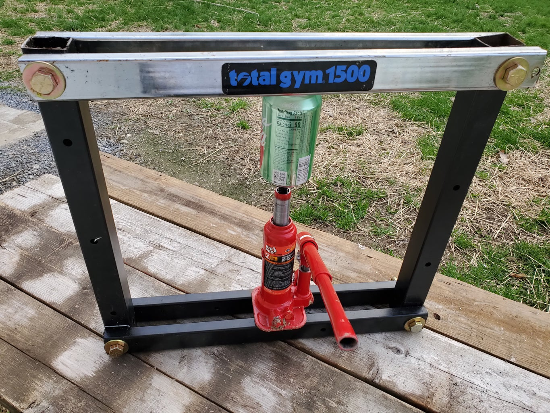 Total Gym, Total Shop Press