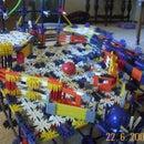 K'NEX Pinball Machine!