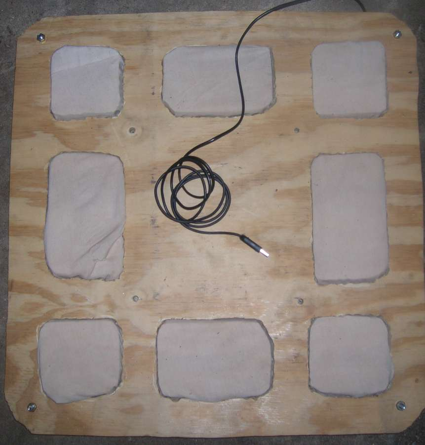 Yet Another Stupid Dance Pad