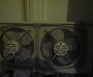 Trouble Shooting an Old 3-setting Dual Electric Fan Problem