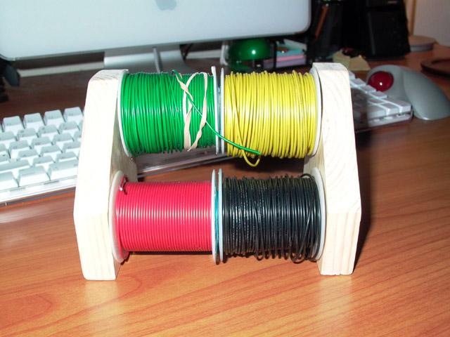 Wire Holder