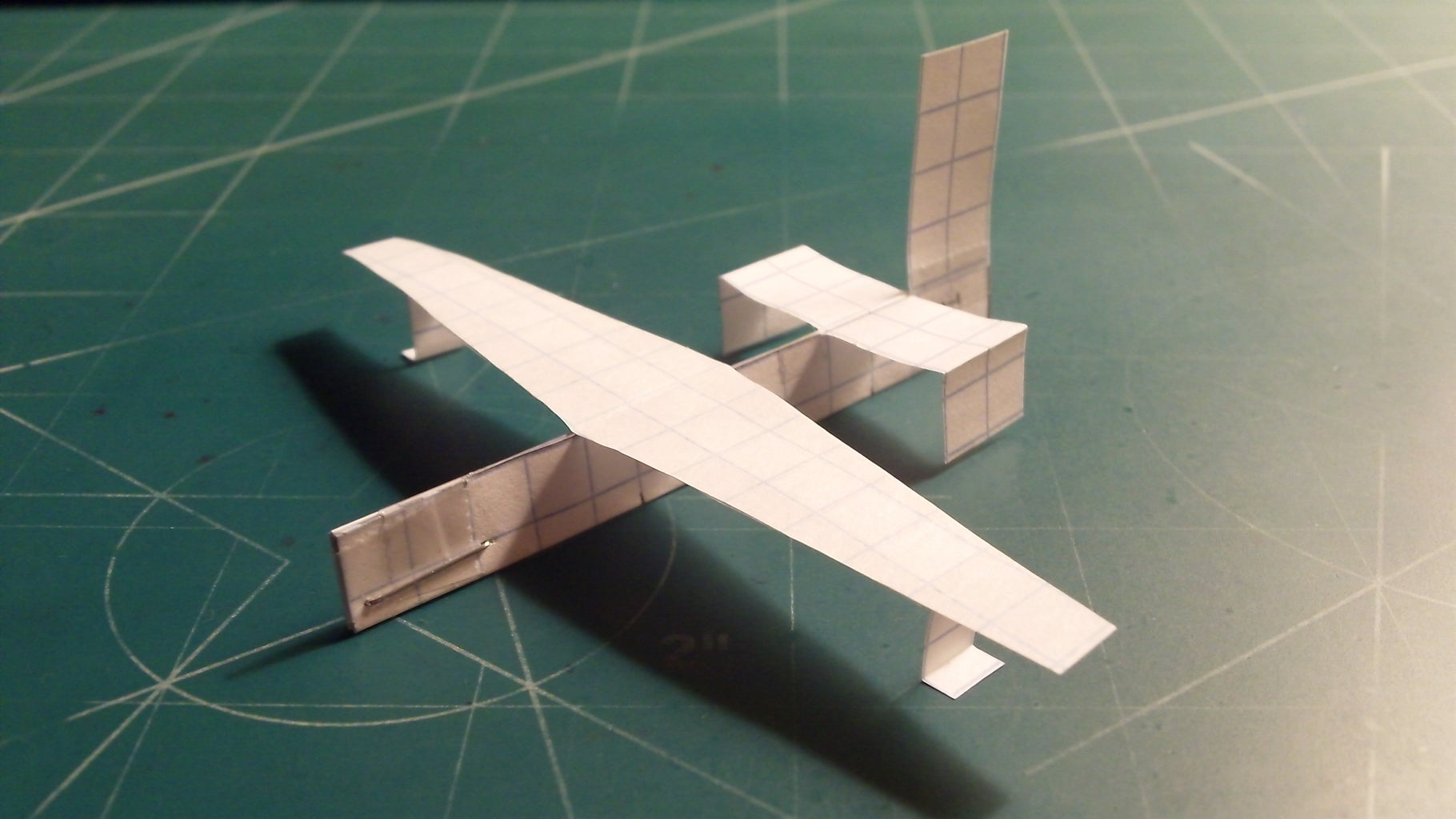 How to Make the Dragon Paper Airplane