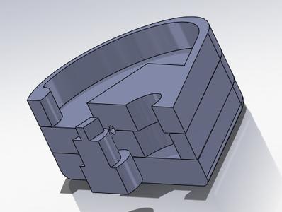 Making the Split Pin