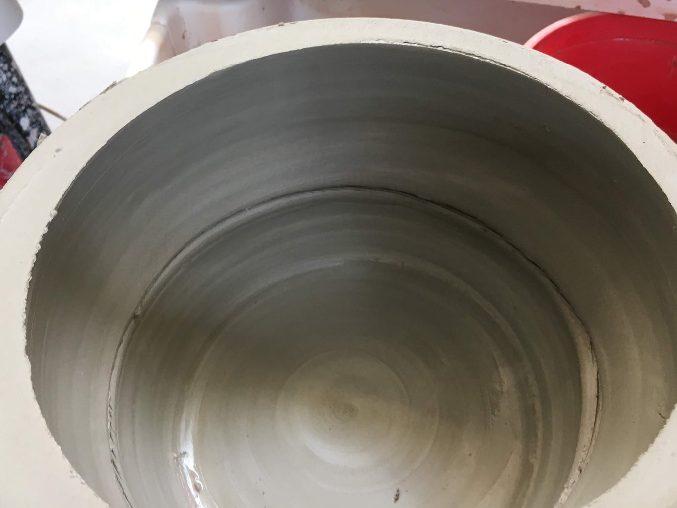 Phase II: Inner Pot - Intro to Section Throwing