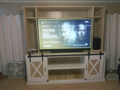 Building the Surround