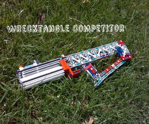 Wrecktangle Competitor: Instructions and Video