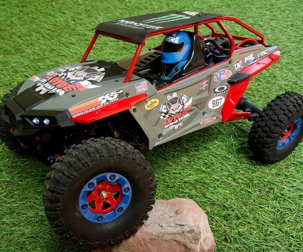 Coyote Racing RZR
