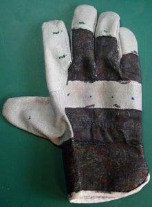 Prepairing the Glove