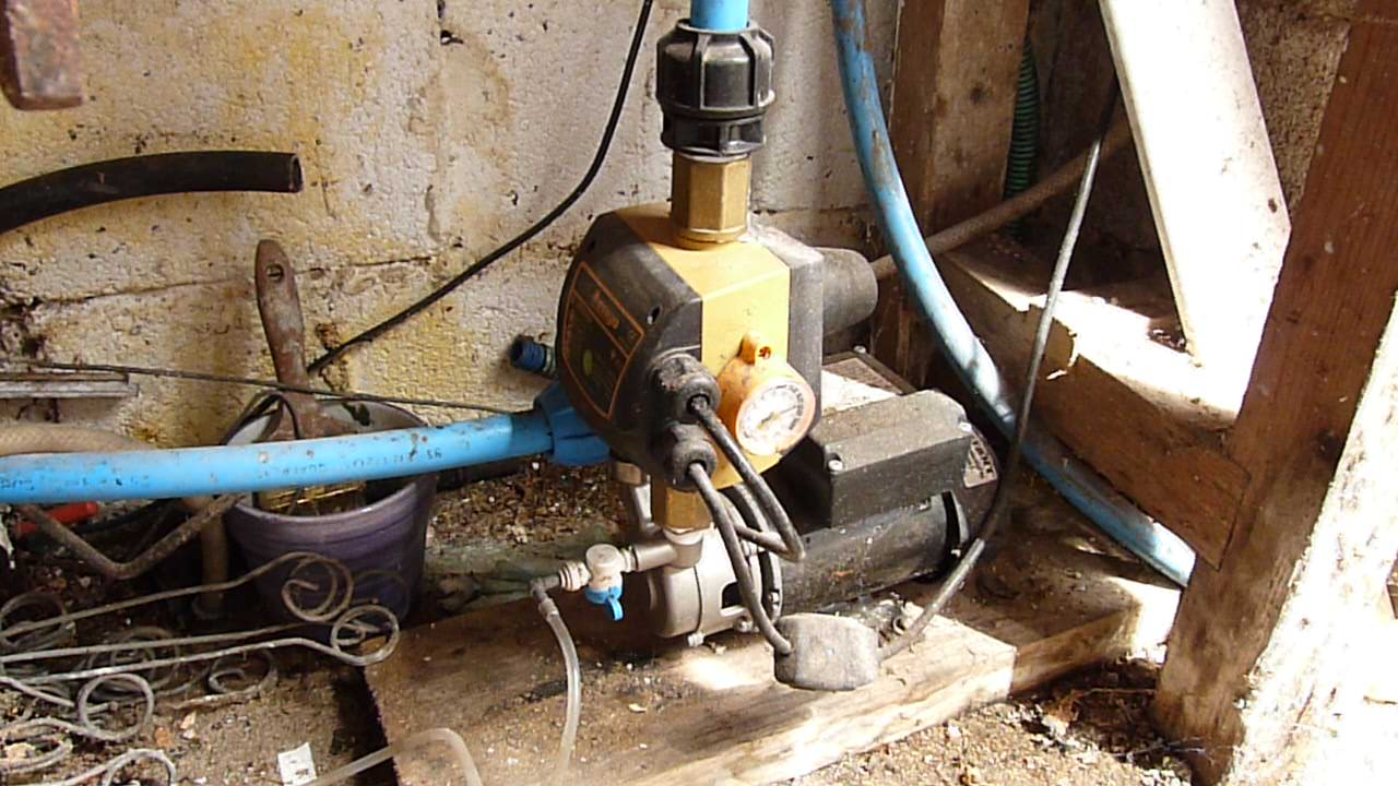 Rainwater Harvesting / Water Collection System + Mains Pressure Pump & First Flush system DIY