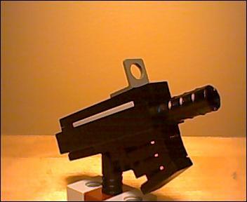 LEGO Sub Machine Gun 1
