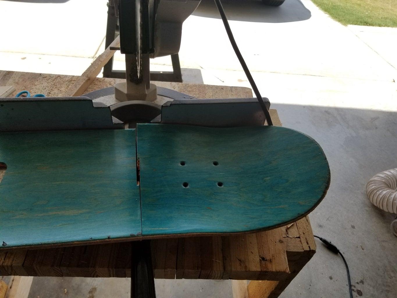 Cut the Broken Boards