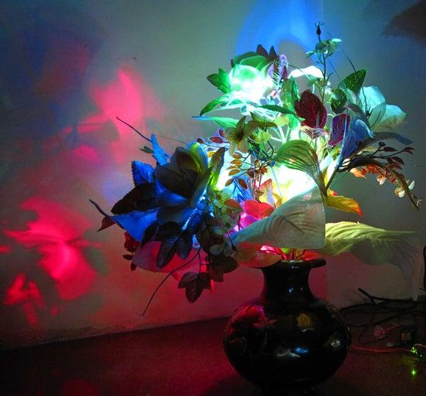 Charming LED Flowers