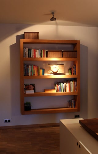 Bookshelf Design By Strooom 9 Steps With Pictures Instructables