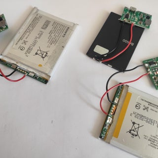 Reuse Old Mobile Phone Batteries