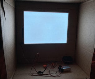 Flat-field Frame Box (Astrophotography)