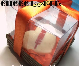 Personalized Chocolate & Decoration