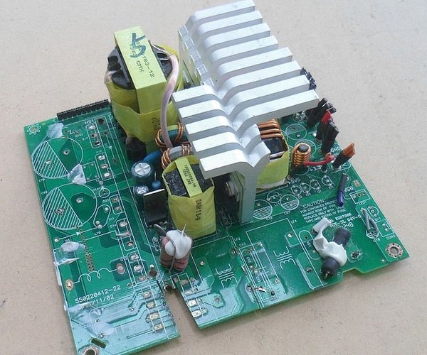 Unsoldering Difficult Pcb Components.