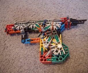 A Few Random K'nex Concepts, Guns, Etc.