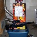 Easy Nerf Gun Target