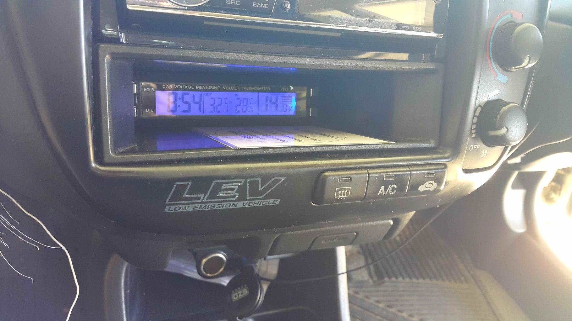 Straightforward Control of My Car AC.