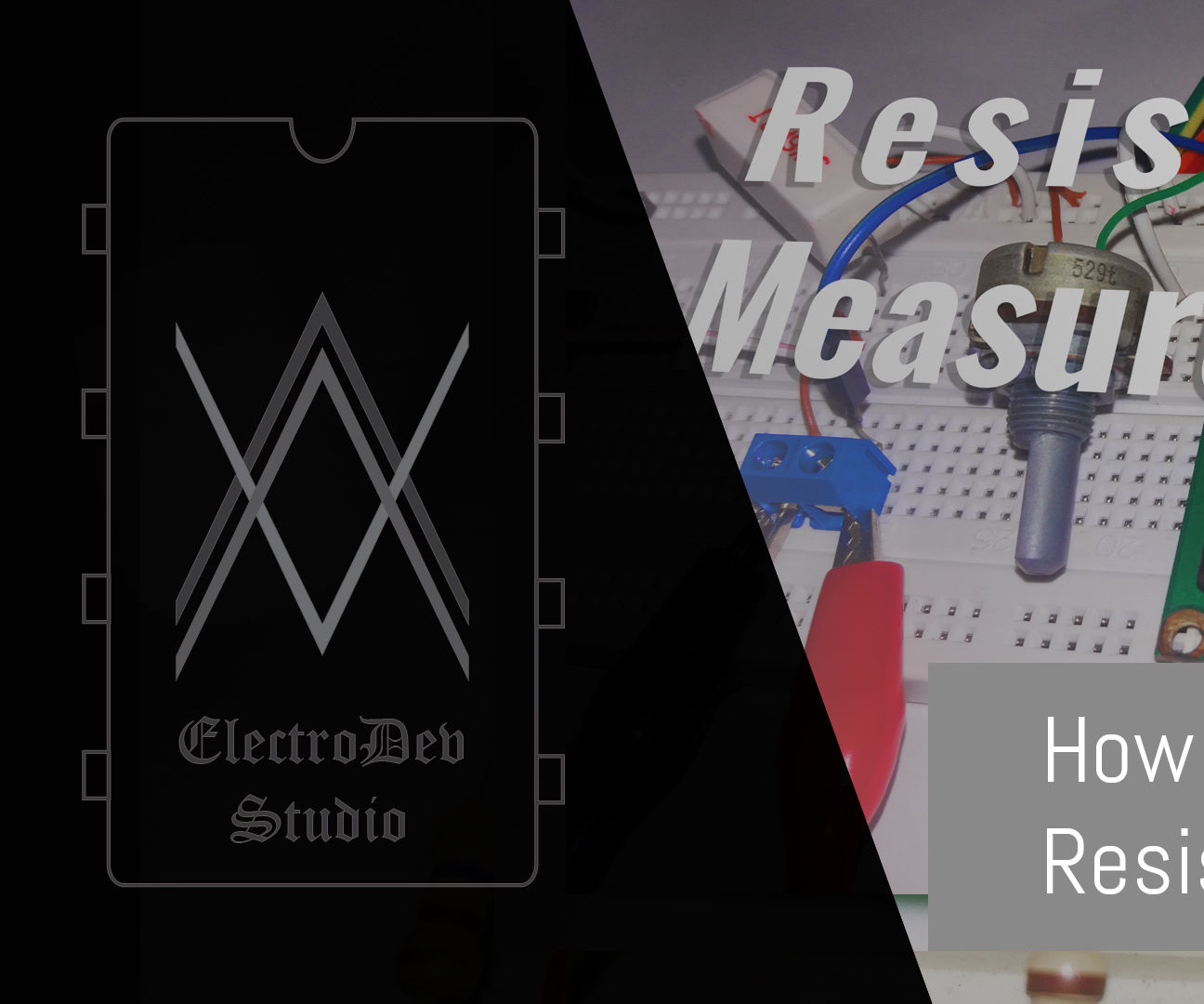 Arduino Resistance Meter- OHM Meter