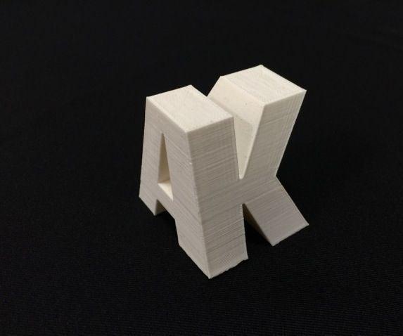 3Dプリンターでの出力物の仕上げ作業