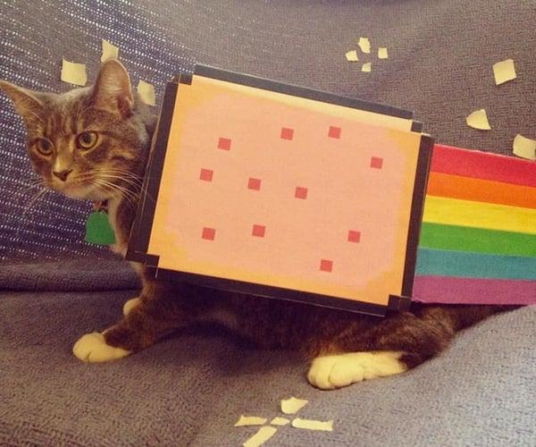 Nyan Cat- Pet Costume
