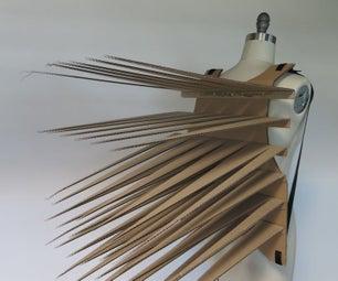 How to Make a Porcupine Vest