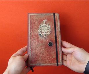Uncharted 1 Journal Replica