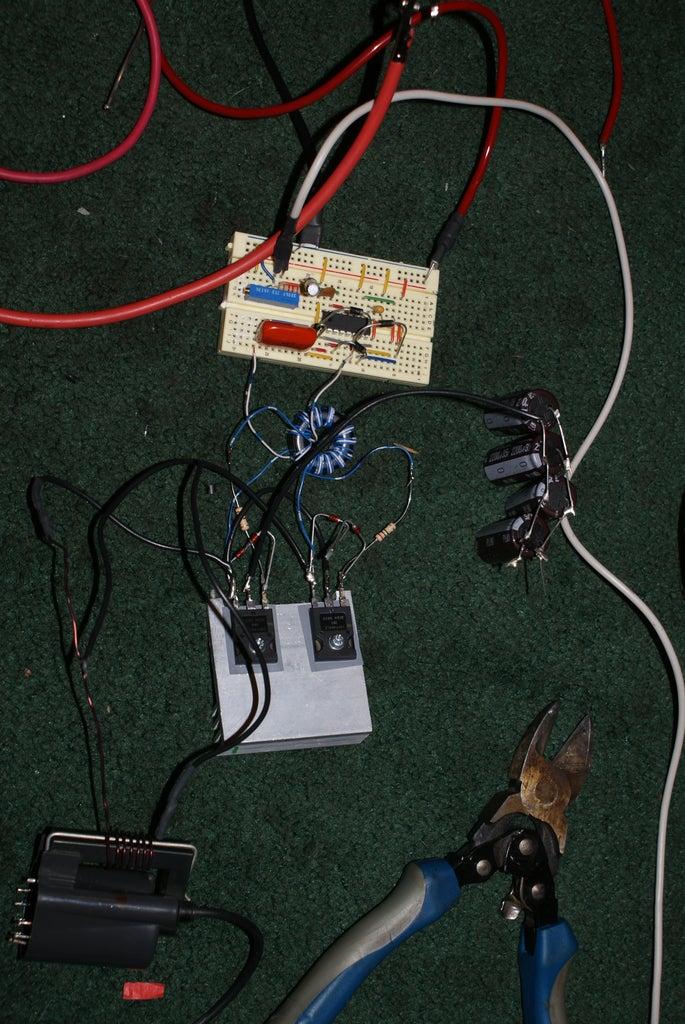 Prototyping the Circuit