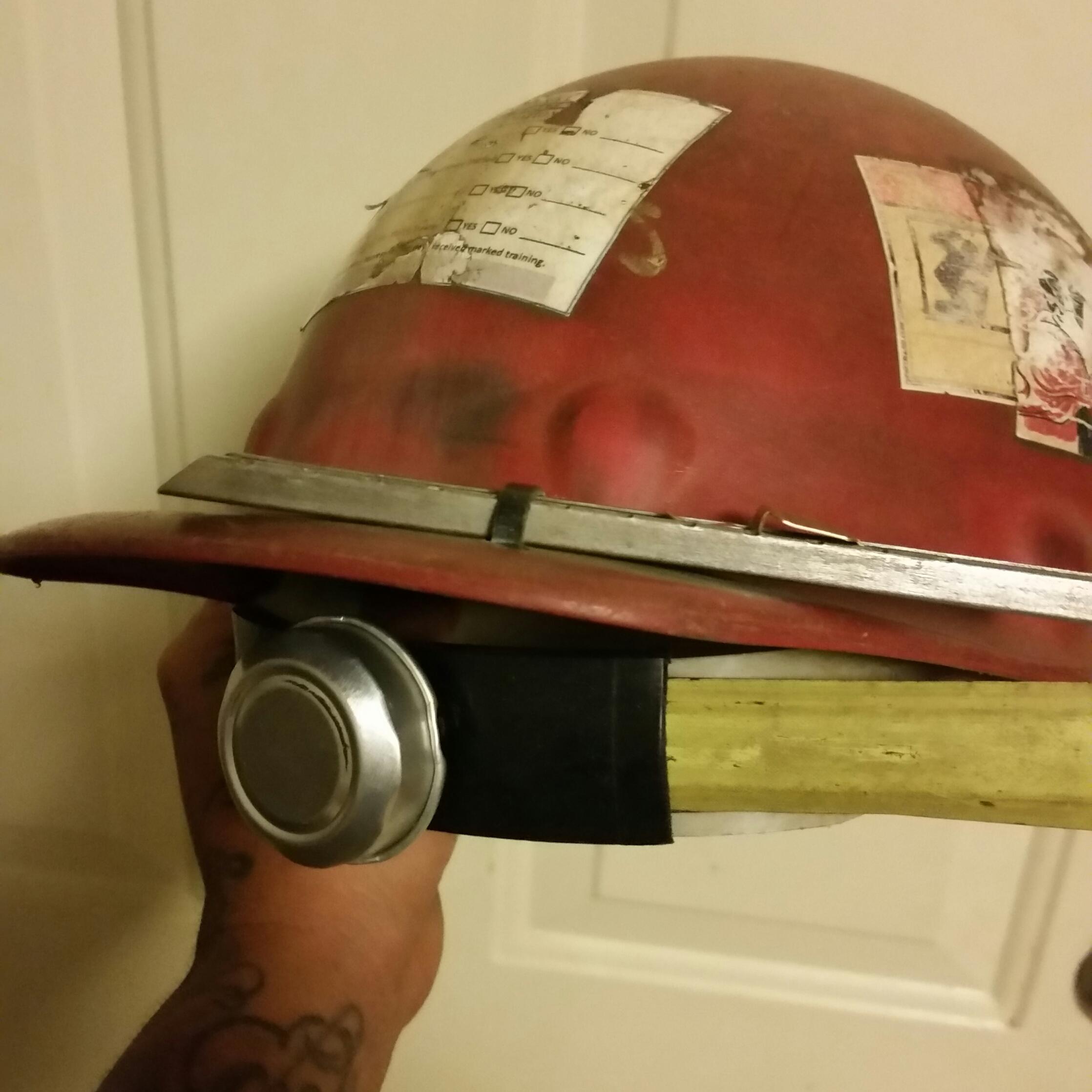 Hard Hat Pocket