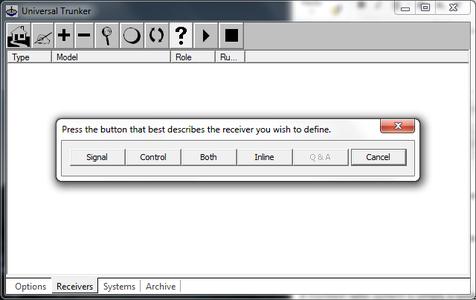 Configuring UniTrunker