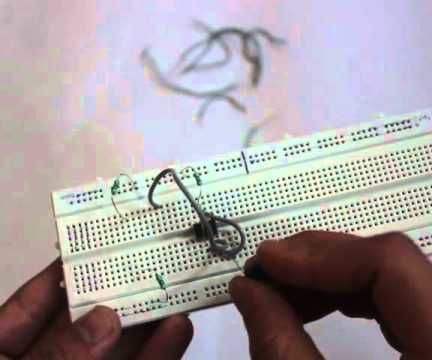 A Simple LED 555 Timer Circuit