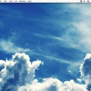 Show desktop in mac osx (aka hide all)