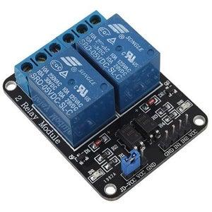 Relay to Arduino UNO