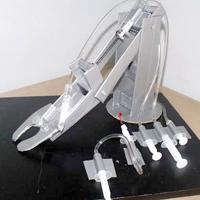 Hydraulic Cardboard Robot Arm