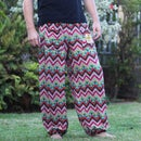 Super Easy Hippie Pants (By a Beginner)