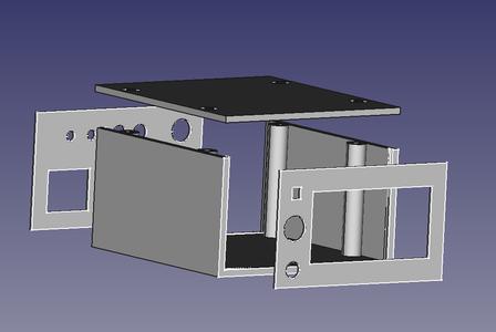 Creating a 3D Enclosure