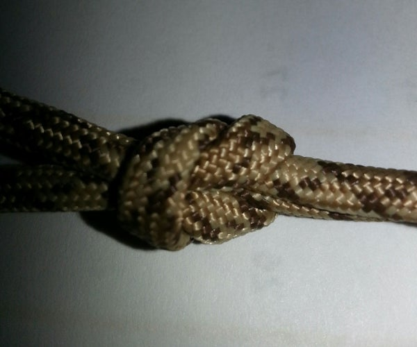 Tying a Square Knot