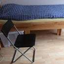 Oversized Modular Bed