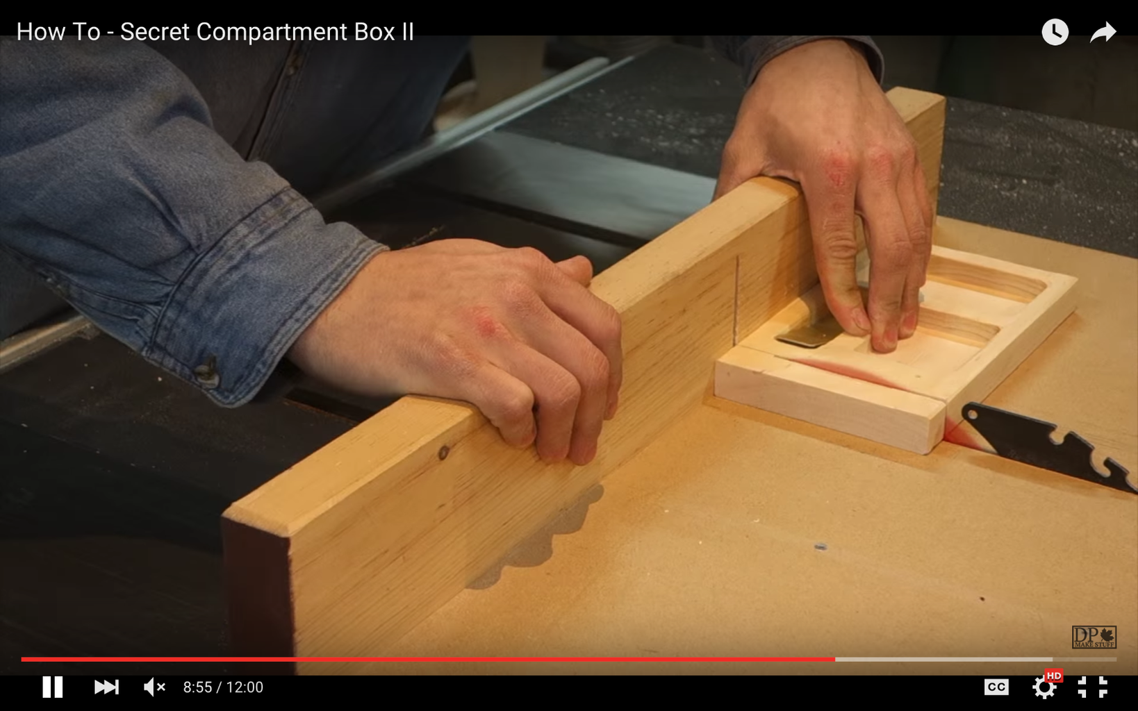 Assemble the Box and Fit the Liner