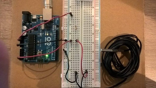 Arduino Thermistor