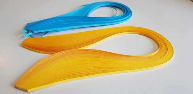 What We Need and Different Quilling Shape Making