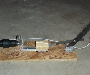 A Simple Machine for Drilling Stand-offs